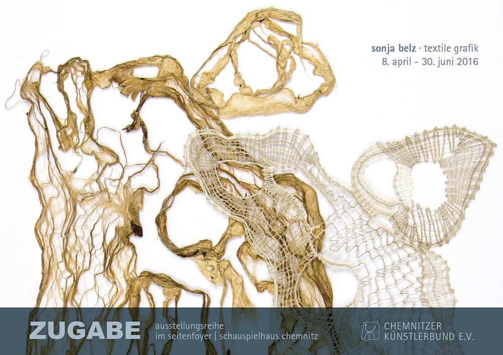 textile grafik @ Schauspielhaus Chemnitz | Chemnitz | Sachsen | Deutschland