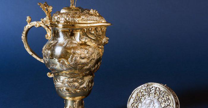 Silber, Gold und Seide @ SCHLOSSBERGMUSEUM | Chemnitz | Sachsen | Deutschland