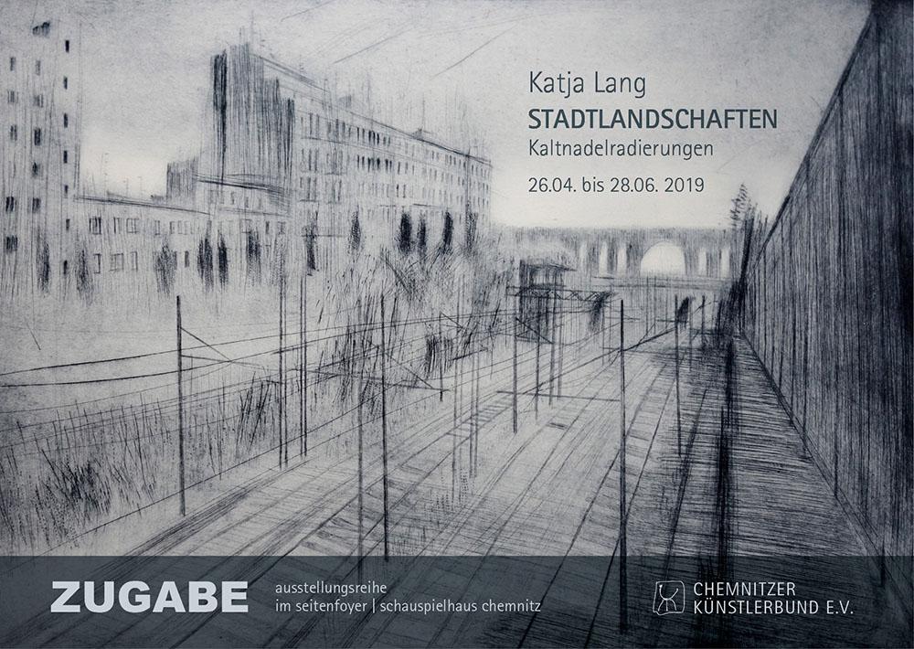 ZUGABE im Schauspielhaus @ Chemnitzer Künstlerbund e.V. | Chemnitz | Sachsen | Deutschland