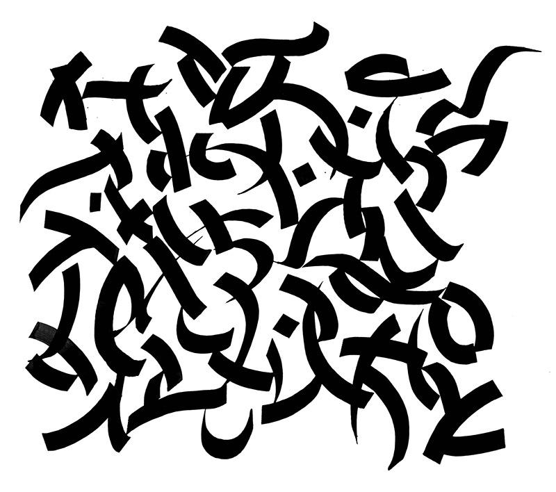 ZUGEGEBEN.Schriftkunst @ Wasserschloß Klaffenbach | Chemnitz | Sachsen | Deutschland