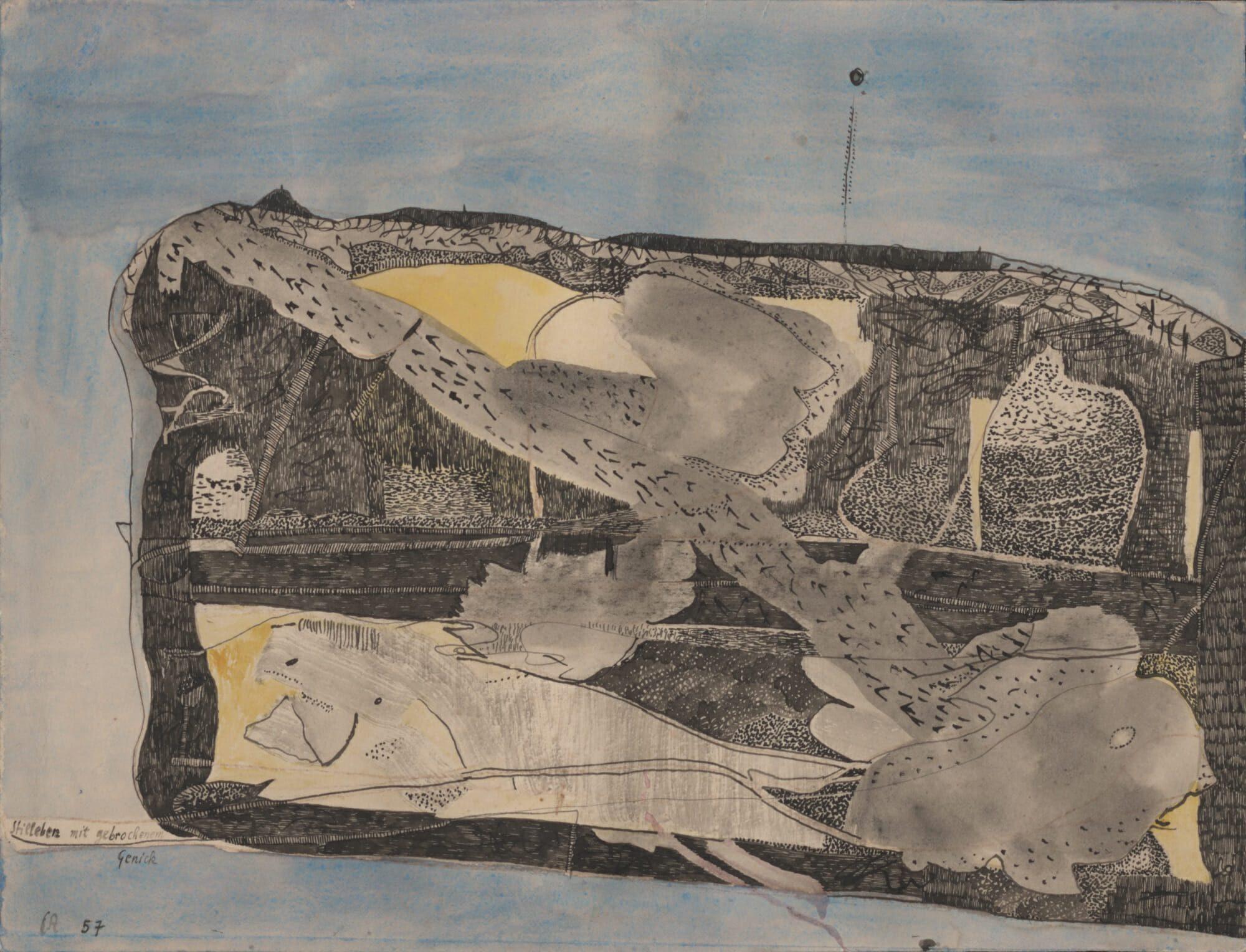 »Die Kunst ist abstrakt geworden« @ Museum Gunzenhauser | Chemnitz | Sachsen | Deutschland