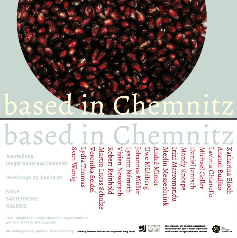 based in Chemnitz @ Neue Sächsische Galerie | Chemnitz | Sachsen | Deutschland