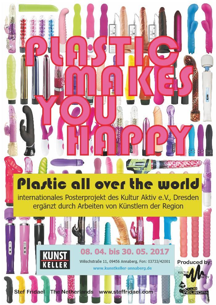 plastic all over the world @ Kunstkeller Annaberg | Annaberg-Buchholz | Sachsen | Deutschland