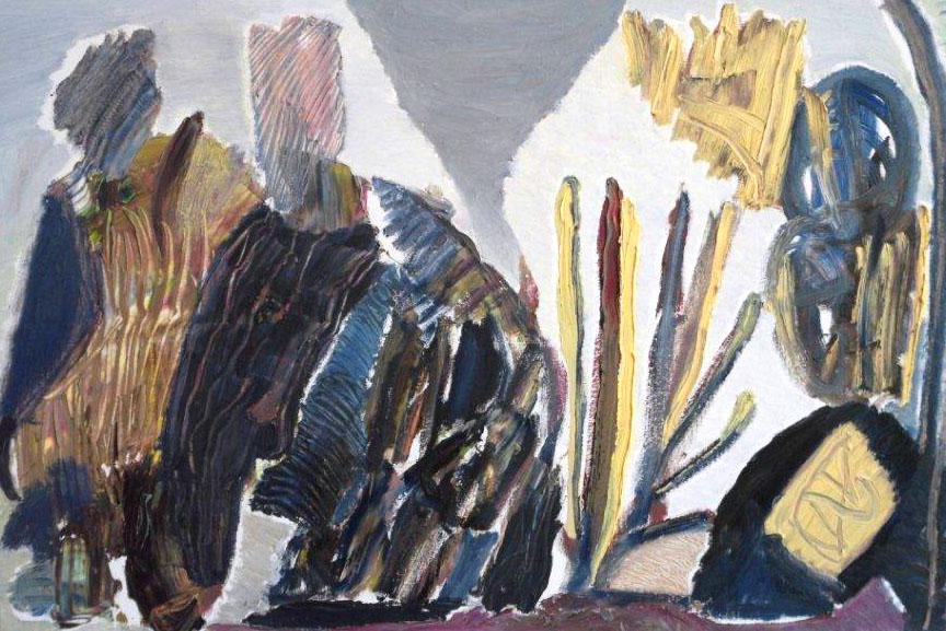 Strawalde | Malerei – Filme – Grafik @ Galerie Agricolastraße im Morgner-Archiv | Chemnitz | Sachsen | Deutschland
