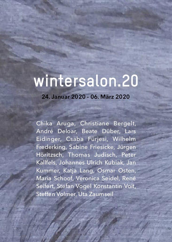 WINTERSALON 20 @ Galerie Borssenanger | Chemnitz | Sachsen | Deutschland