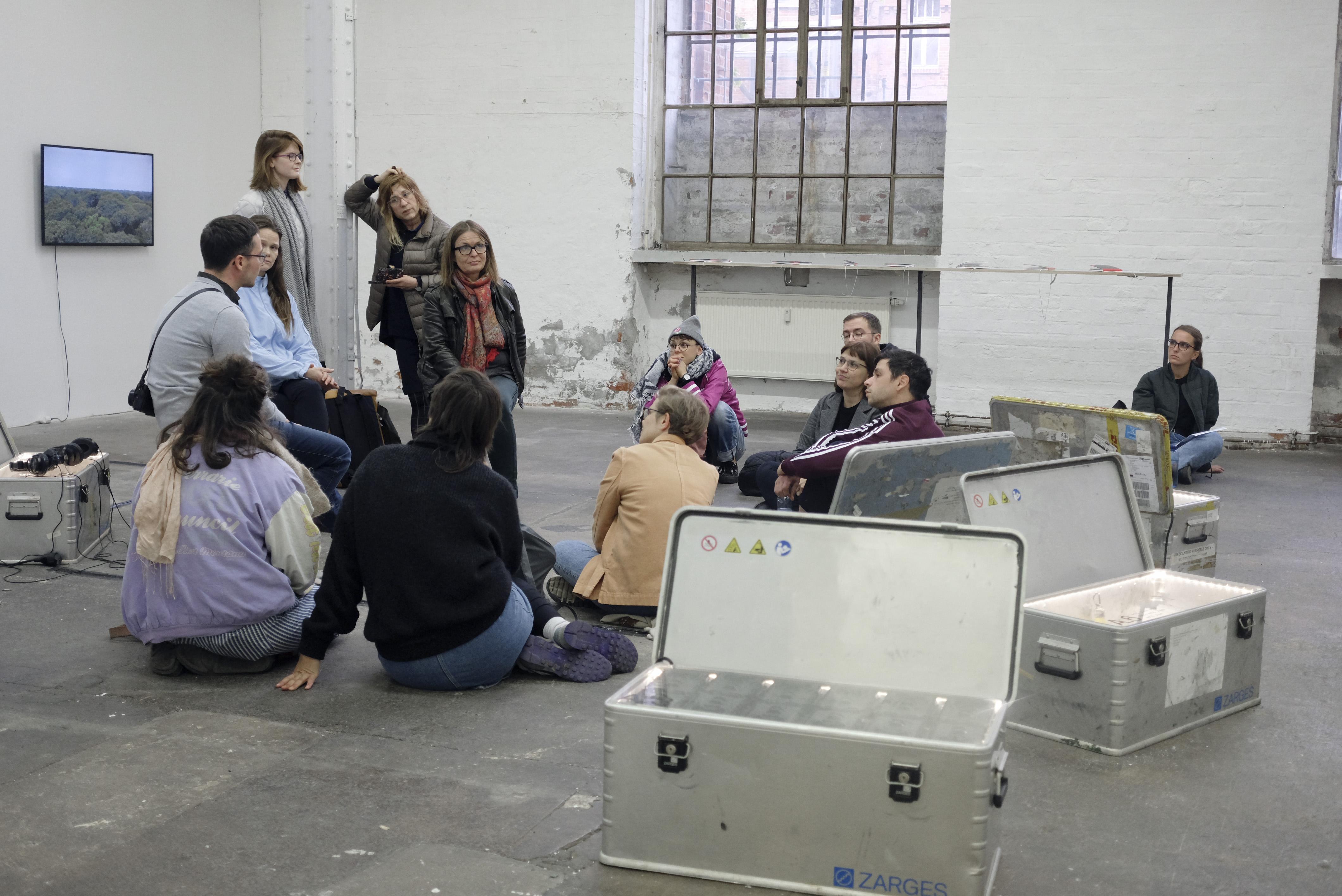 HGB @ Galerie art gluchowe · Glauchau | Glauchau | Sachsen | Deutschland