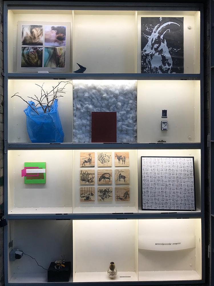 BOXXX Galerie @ weltecho · galerie OSCAR | Chemnitz | Sachsen | Deutschland