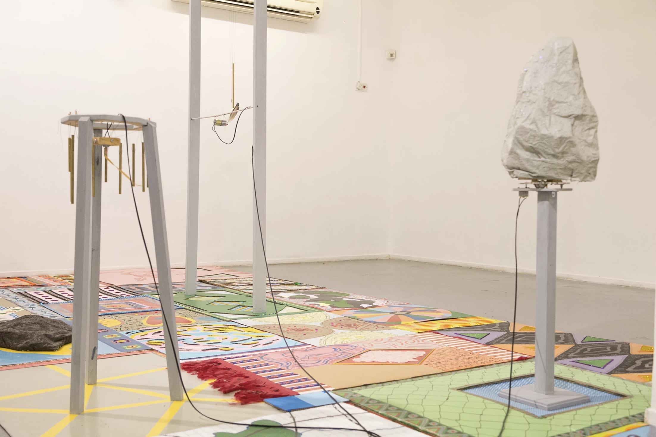 Stimmen in Schichten – Eine Klangtopologie Jerusalems @ weltecho · galerie OSCAR | Chemnitz | Sachsen | Deutschland