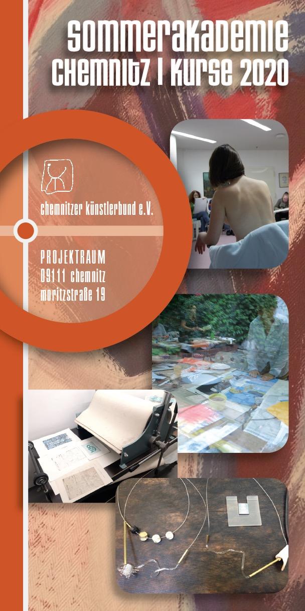 Ergebnisse der Sommerakademie & künstlerische Bildung @ Chemnitzer Künstlerbund e.V. | Chemnitz | Sachsen | Deutschland